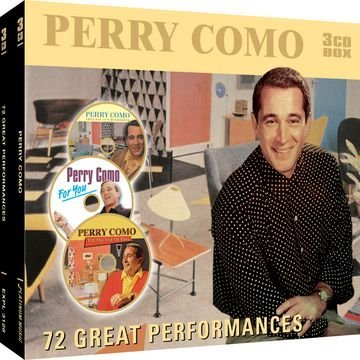 Perry Como 72 Great Performances