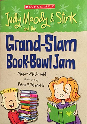 Megan Mcdonald Judy Moody & Stink & The Grand Slam Book Bowl Jam