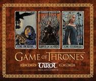 Chronicle Books Game Of Thrones Tarot