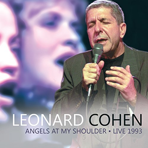 Leonard Cohen Angels At My Shoulder