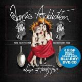 Jane's Addiction Alive At 25 Blu Ray DVD CD