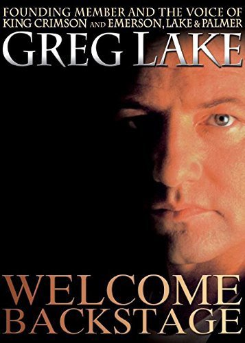 Greg Lake Welcome Backstage