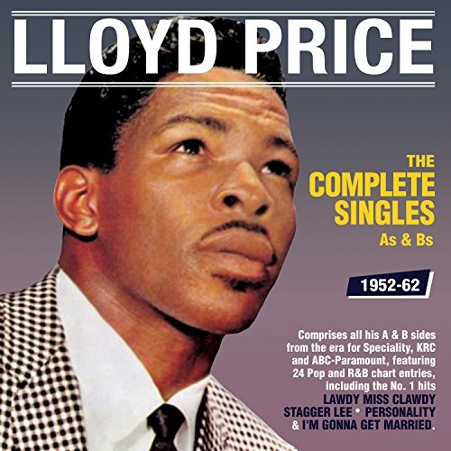 Lloyd Price Complete Singles A's & B's 1952 62