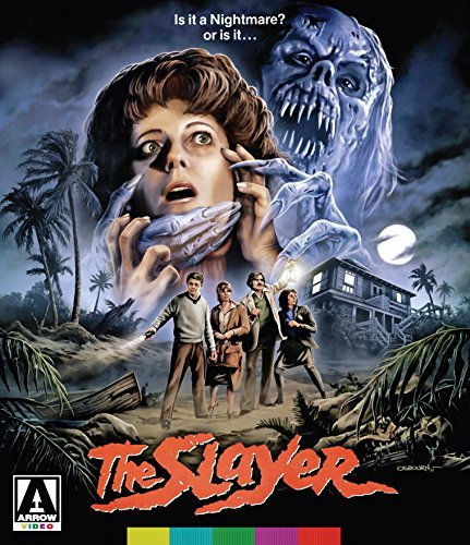 The Slayer Kendall Flynn Blu Ray DVD R