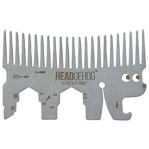 Zootility Tool Headgehog