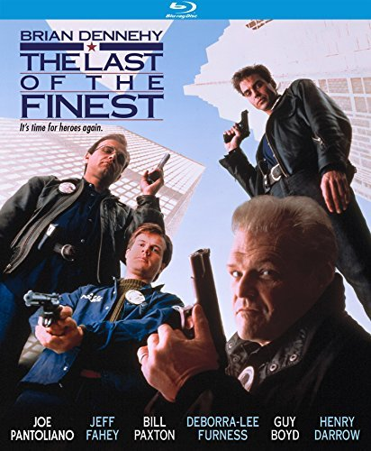 Last Of The Finest Dennehy Paxton Blu Ray R