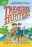 James Patterson Treasure Hunters Quest For The City Of Gold