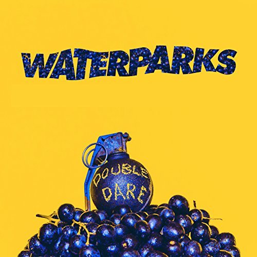 Waterparks Double Dare (purple W Blue Splatter) 500 Of This Color