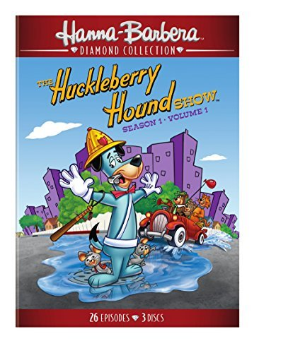 Huckleberry Hound Season 1 Volume 1 DVD