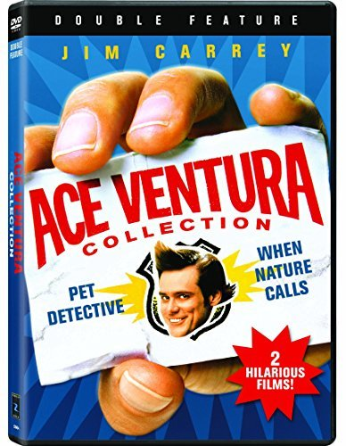 Ace Ventura Pet Detective When Nature Calls Double Feature DVD