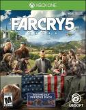 Xbox One Far Cry 5 (day 1 Edition)