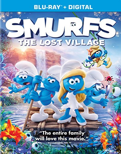 Smurfs Lost Village Smurfs Lost Village Blu Ray Pg