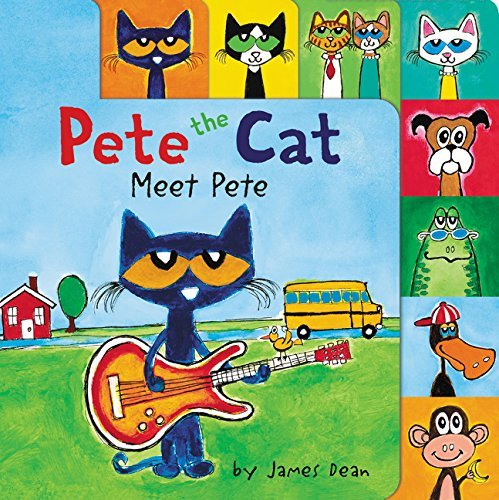 James Dean Pete The Cat Meet Pete