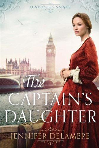 Jennifer Delamere The Captain's Daughter