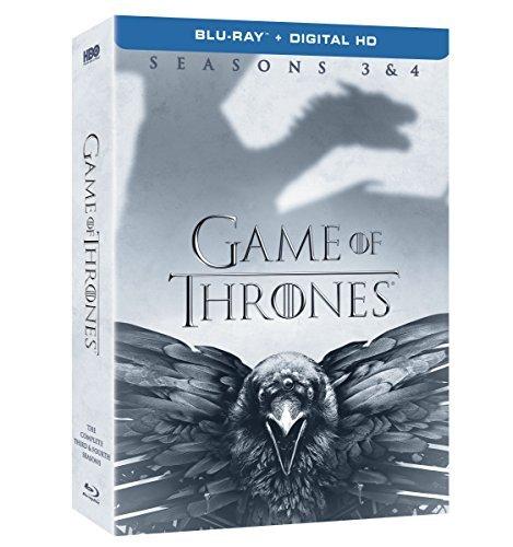Game Of Thrones/Season 3/Season 4@Blu-Ray/DC