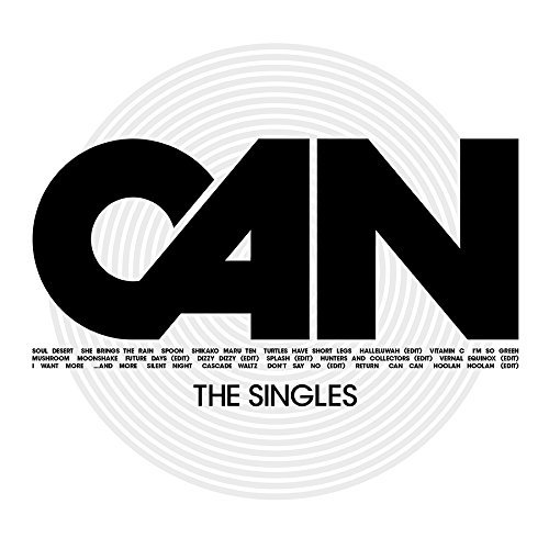 Can The Singles 3lp