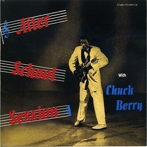 Chuck Berry After School Session Import Jpn Remastered