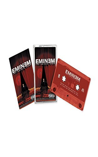 Eminem The Eminem Show Translucent Red