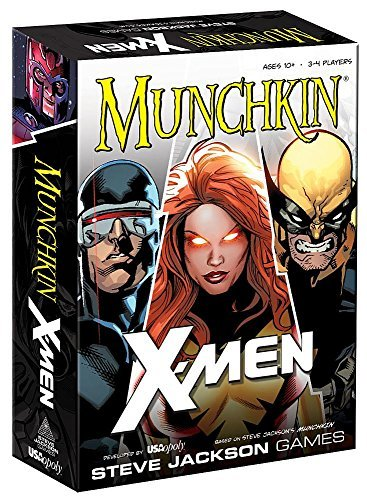 Munchkin Card Game X Men