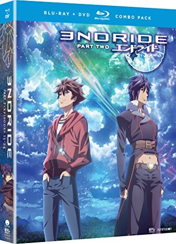 Endride Part 2 Blu Ray DVD Nr