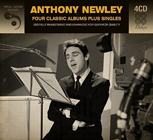 Anthony Newley Four Classic Albums
