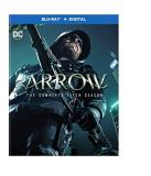 Arrow Season 5 Blu Ray