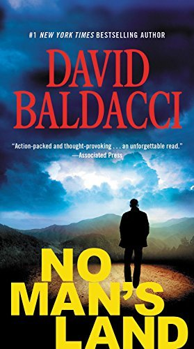 David Baldacci No Mans Land