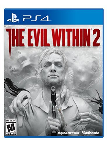 Ps4 Evil Within Ii
