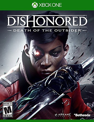 Xbox One Dishonored Death Of The Outsider
