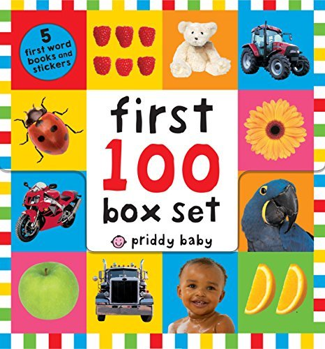 Robert Priddy First 100 Box Set (5 Books)
