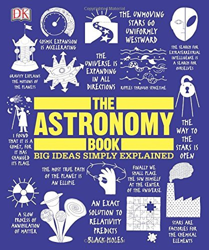 Dk The Astronomy Book Big Ideas Simply Explained
