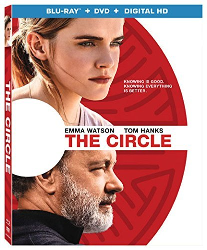 The Circle Watson Hanks Blu Ray DVD Pg13