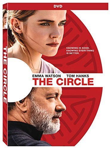 The Circle Watson Hanks DVD Pg13