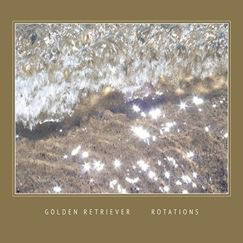 Golden Retriever Rotations CD Mini Lp Style Gatefold