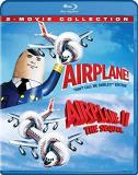 Airplane Double Feature Blu Ray