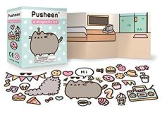 Running Press Pusheen Magnetic Kit