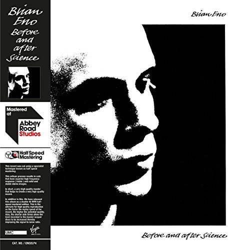Brian Eno Before And After Science 2lp Half Speed Mastered 45rpm