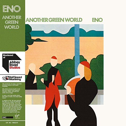 Brian Eno Another Green World 2lp Half Speed Mastered 45rpm