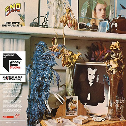 Brian Eno Here Come The Warm Jets 2lp Half Speed Mastered 45rpm