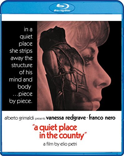 A Quiet Place In The Country Nero Redgrave Blu Ray R