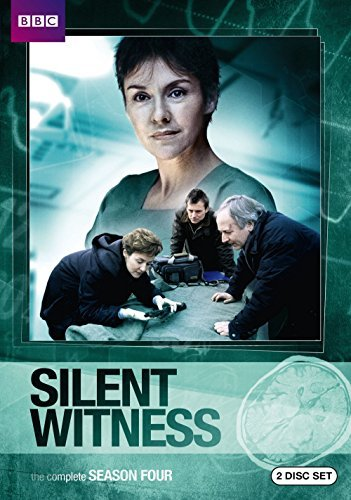 Silent Witness Season 4 DVD