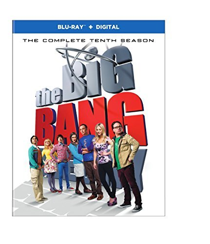 Big Bang Theory Season 10 Blu Ray