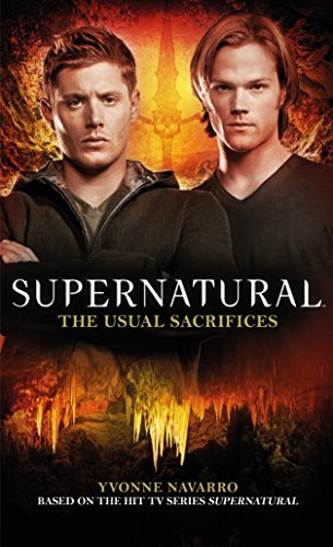 Yvonne Navarro Supernatural The Usual Sacrifices