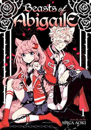 Aoki Spica Beasts Of Abigaile Volume 1