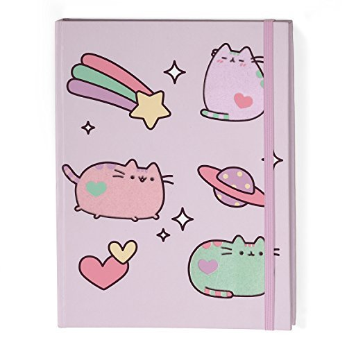 Gund Pusheen Journal Pastel