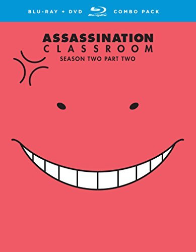 Assassination Classroom Season 2 Part 2 Blu Ray DVD Ur