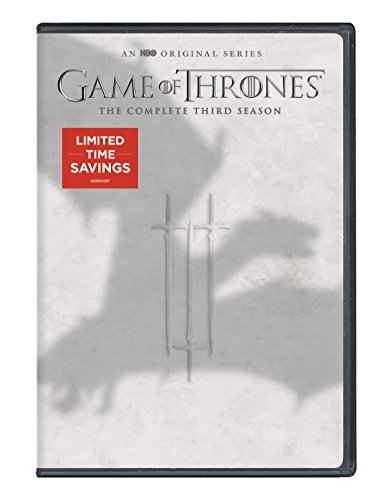 Game Of Thrones Season 3 DVD Limited Time Special Price