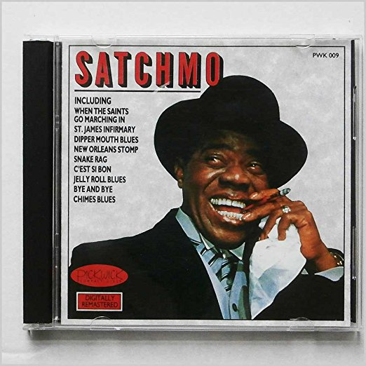 Louis Armstrong Satchmo