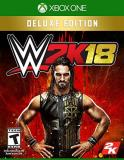 Xbox One Wwe 2k18 Deluxe Edition