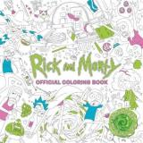 Titan Books Rick And Morty Official Coloring Book